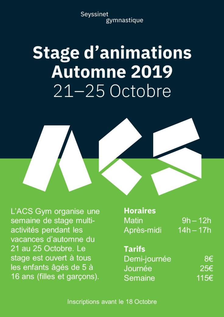ACS_Stage Automne FB