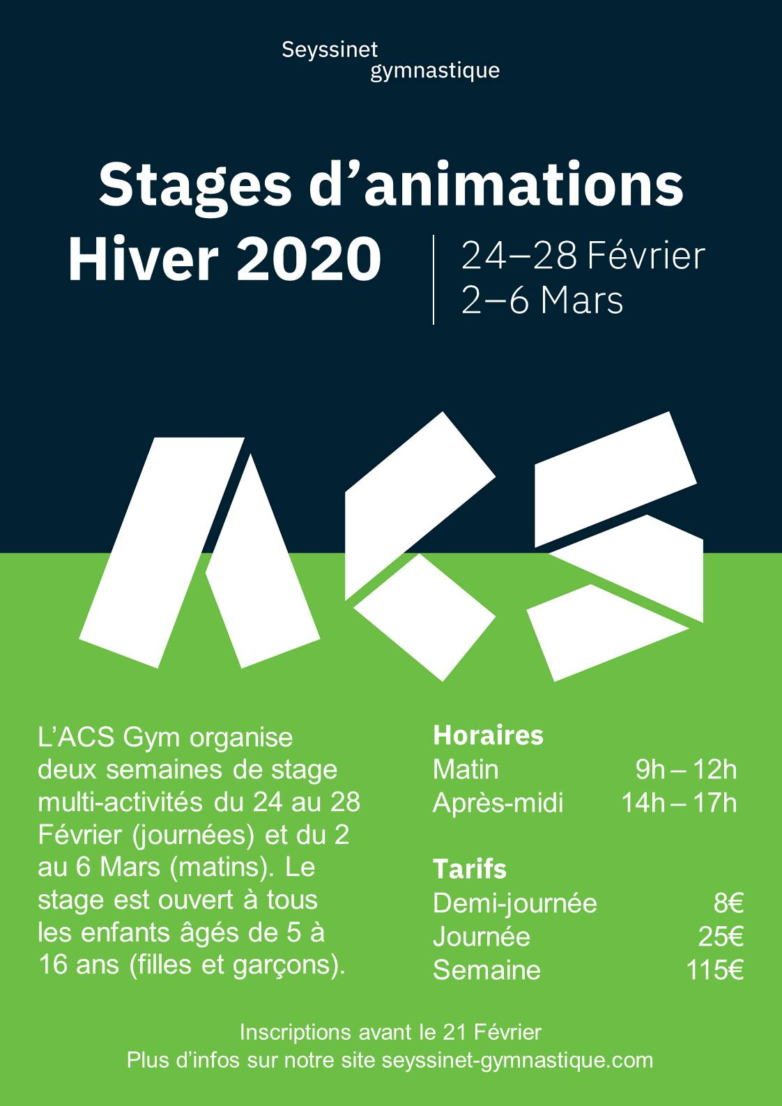 ACS_Stages hiver 2020